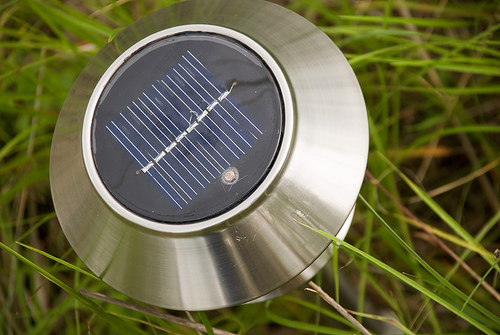 how to get your solar lights working
