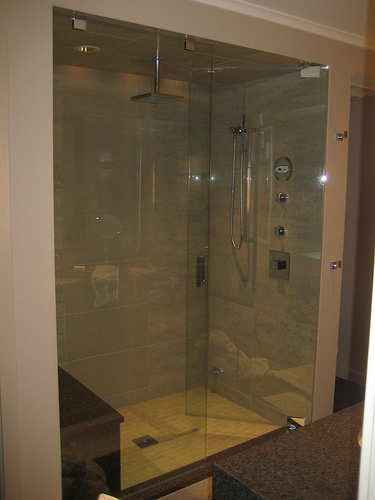 Image Result For How To Build A Steam Shower